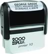 Order the 2000 plus Printer 10 Self-Inking Rubber Stamp