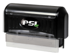 Order a PSI 1479 Self-Inking Rubber Stamp. It is a Premium Pre-inked stamp that is good for about 20,000 impressions before needing more ink.