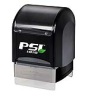 Order a PSI 1919 Self-Inking Rubber Stamp. It is a Premium Pre-inked stamp that is good for about 20,000 impressions before needing more ink.