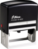 Order a Shiny S830 Self Inking Rubber Stamp from The Rubber Stamp Shop.