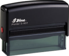 Order a Shiny S831 Self Inking Rubber Stamp from The Rubber Stamp Shop.