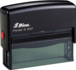 Order a Shiny S832 Self Inking Rubber Stamp from The Rubber Stamp Shop.
