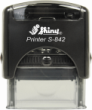 Order a Shiny S842 Self Inking Rubber Stamp from The Rubber Stamp Shop.