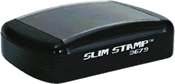 Order a SS-3679 pre-inked Slim Line Rubber Stamp