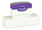 Order a MaxLight XL2-265 pre-inked rubber stamp.