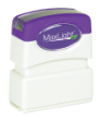 Order a MaxLight XL2-75 pre-inked rubber stamp.