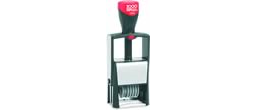 2000+ Self-Inking,Numbering Stamp with 6 Bands